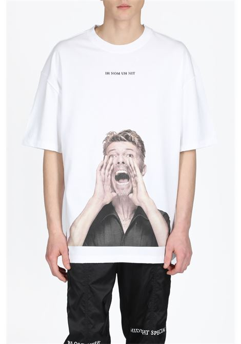 IH NOM UH NIT | 8 | NUS19280 T-SHIRT BOWIE SCREAM001