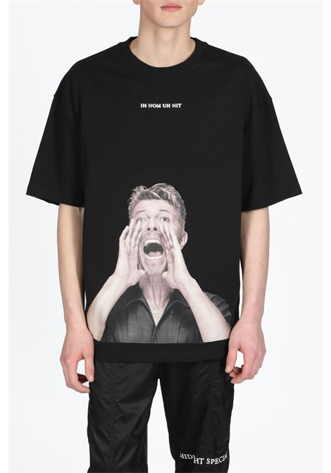 IH NOM UH NIT | 8 | NUS19280 T-SHIRT BOWIE SCREAM009