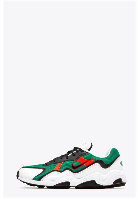 NIKE | 10000039 | BQ8800 300 AIR ZOOM ALPHAGREEN/RED