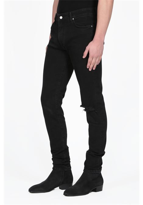 REPRESENT | 9 | 107004 BLOWN KNEE DENIMBLACK