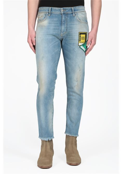 REPRESENT | 9 | 107007 RELAXED DENIMBLUE