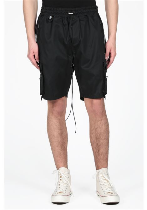 REPRESENT | 30 | 109001 MILITARY SHORTSBLACK