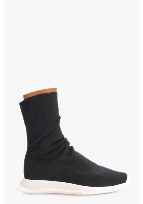 RICK OWENS-DRKSHDW | 10000039 | DS19S4820 KLY RUNNER STRETCH SOCK LOW911