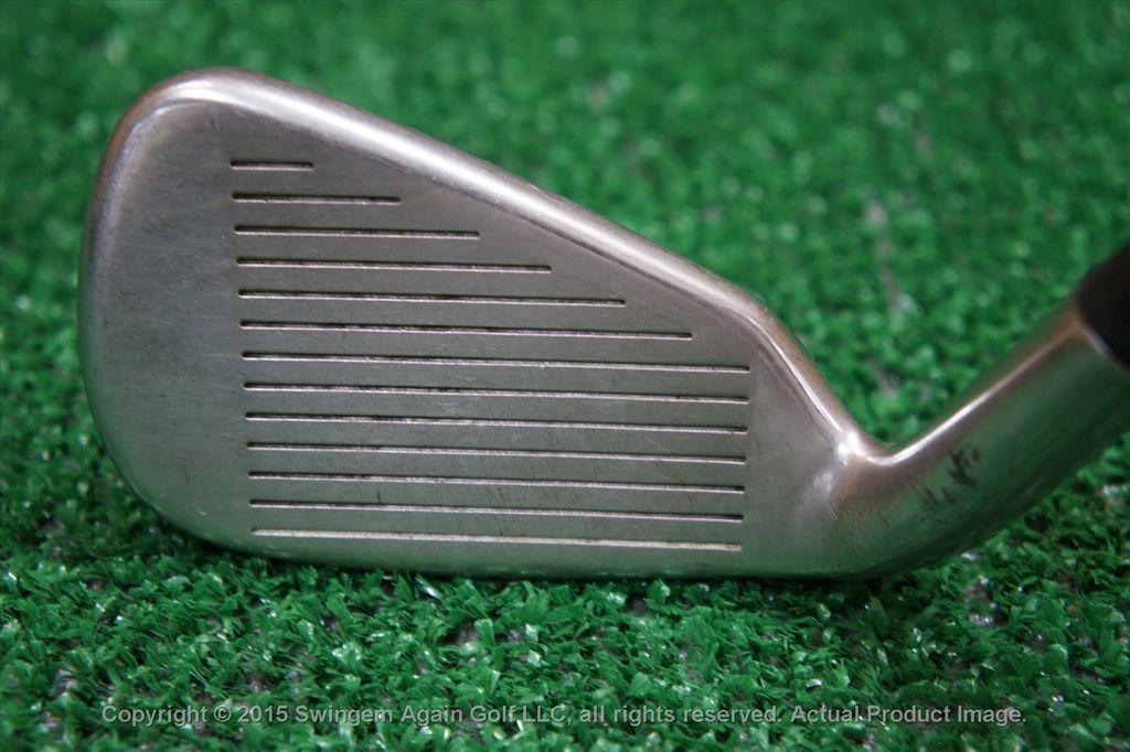 cleveland ta7 5 iron steel shaft b138735 used golf ebay. Black Bedroom Furniture Sets. Home Design Ideas