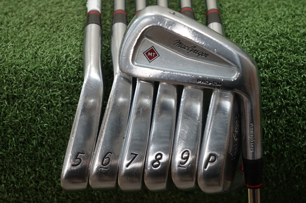 Macgregor Mt Tour Forged Irons