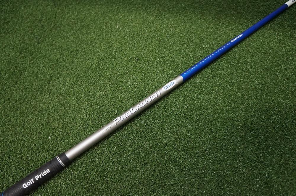 Grafalloy Prolaunch Blue Senior Flex Graphite Iron Shaft