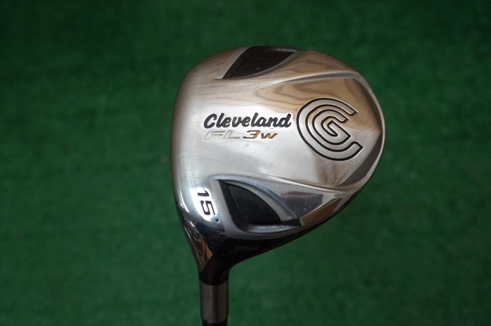 Lh Cleveland Fl 15 Degree 3 Fairway Wood Regular Flex Graphite 0274075 Used Ebay