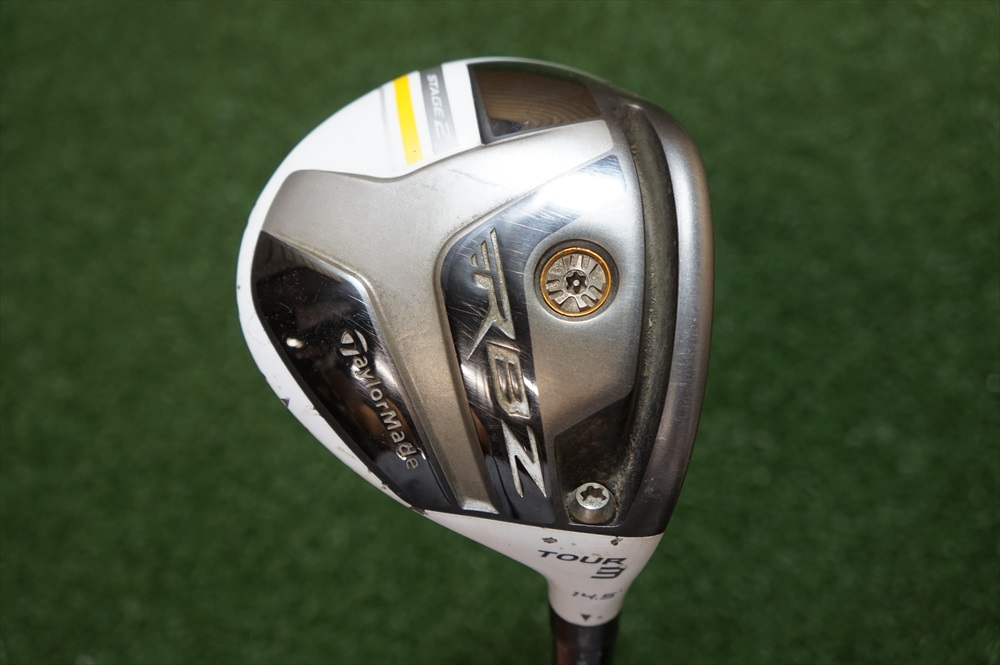 Taylormade Rbz Stage 2 Tour 14 5 Degree 3 Fairway Wood