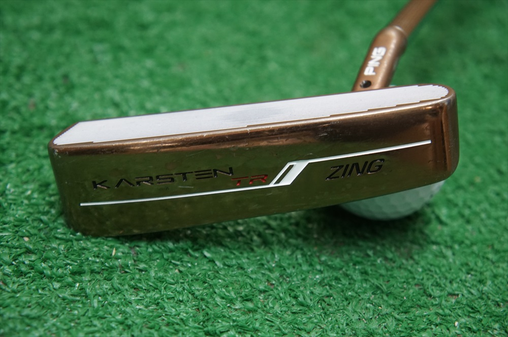 Ping Puts the G in Putter