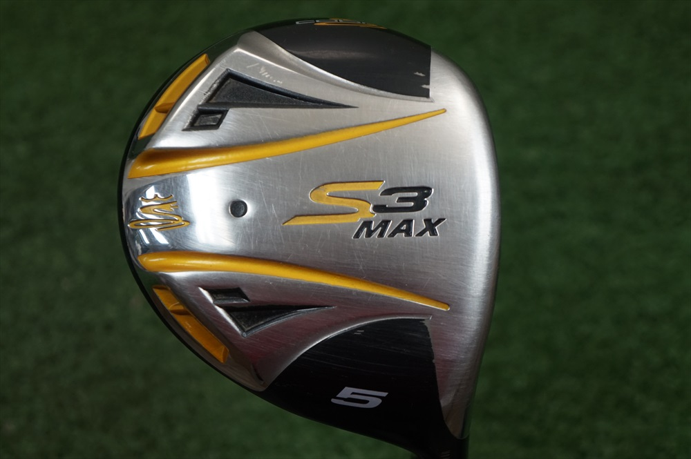 Cobra S3 Max 5 Fairway Wood Regular Flex Graphite 530953