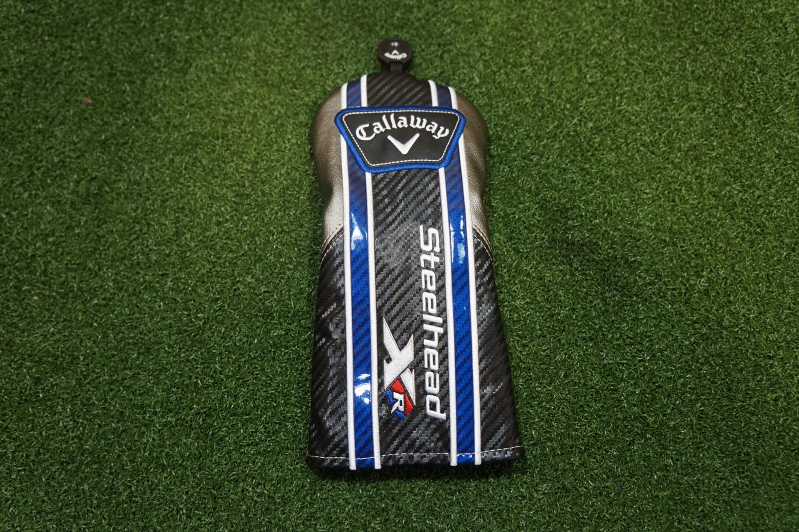Callaway-Golf-Steelhead-XR-Bois-De-Fairway-un-Couvre-Bois-Tete-Housse-tres-bon