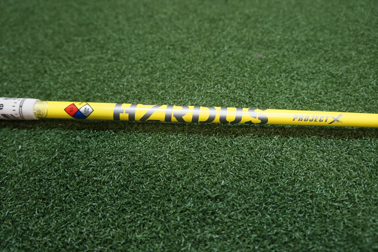 Project X Hzrdus Yellow Hc 5 5 76g Regular Wood Shaft