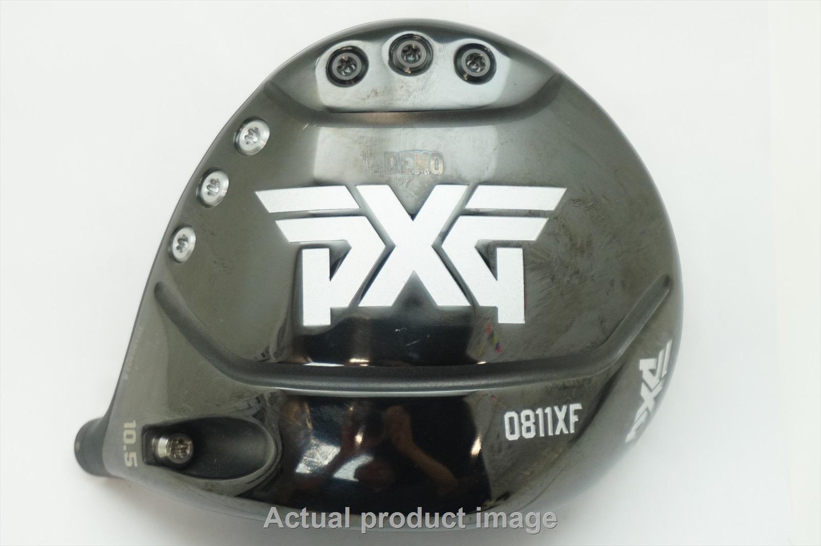 Doux Pxg 0811xf Demo 10.5 * Degré Driver Club Tête Seulement 763225-afficher Le Titre D'origine