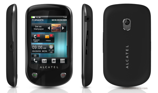 alcatel ot 710 software