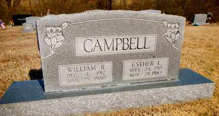CAMPBELL, ESTHER L - Anderson County, Tennessee | ESTHER L CAMPBELL - Tennessee Gravestone Photos