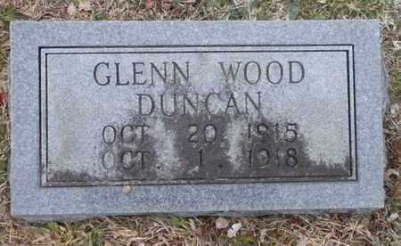 DUNCAN, GLENN WOOD - Anderson County, Tennessee   GLENN WOOD DUNCAN - Tennessee Gravestone Photos