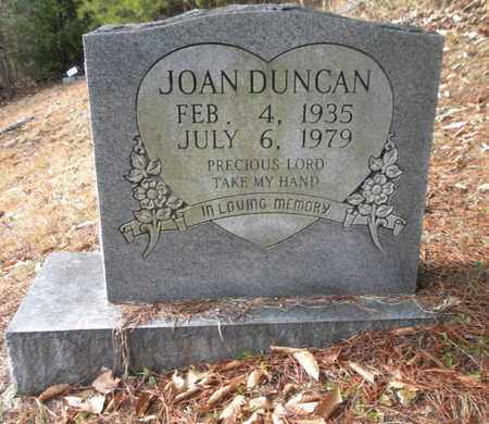 DUNCAN, JOAN - Anderson County, Tennessee | JOAN DUNCAN - Tennessee Gravestone Photos