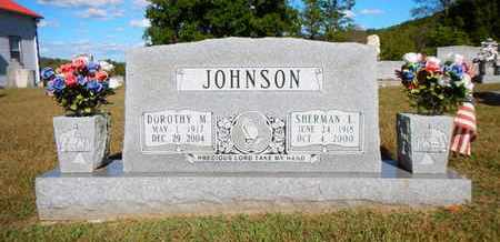 JOHNSON, DOROTHY M - Anderson County, Tennessee | DOROTHY M JOHNSON - Tennessee Gravestone Photos