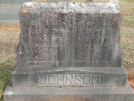JOHNSON, ROSA - Anderson County, Tennessee | ROSA JOHNSON - Tennessee Gravestone Photos
