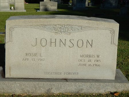 JOHNSON, ROSIE L - Anderson County, Tennessee | ROSIE L JOHNSON - Tennessee Gravestone Photos