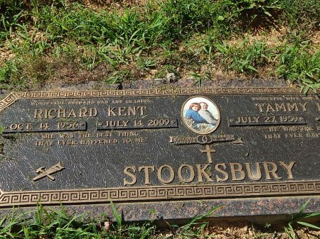 STOOKSBURY, RICHARD KENT - Anderson County, Tennessee | RICHARD KENT STOOKSBURY - Tennessee Gravestone Photos