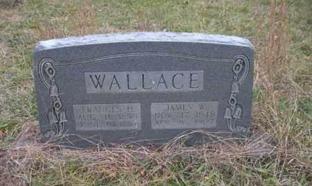 HENDERSON WALLACE, CORNELIA FRANCES - Anderson County, Tennessee | CORNELIA FRANCES HENDERSON WALLACE - Tennessee Gravestone Photos