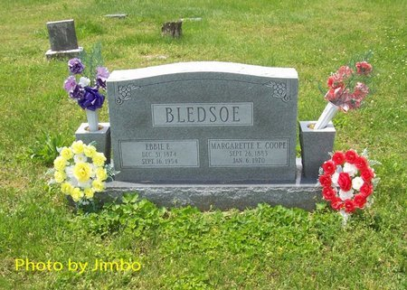 BLEDSOE, EBBIE L. - Bedford County, Tennessee | EBBIE L. BLEDSOE - Tennessee Gravestone Photos
