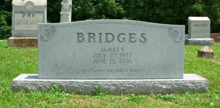 "BRIDGES, JAMES FRY ""JIM"" - Benton County, Tennessee | JAMES FRY ""JIM"" BRIDGES - Tennessee Gravestone Photos"
