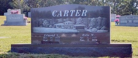 CARTER, RUBY M. - Benton County, Tennessee | RUBY M. CARTER - Tennessee Gravestone Photos