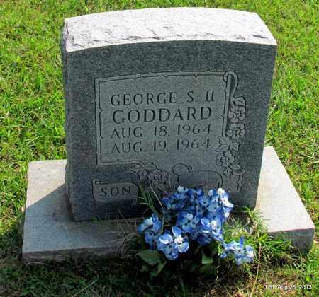 GODDARD, II, GEORGE S - Benton County, Tennessee   GEORGE S GODDARD, II - Tennessee Gravestone Photos