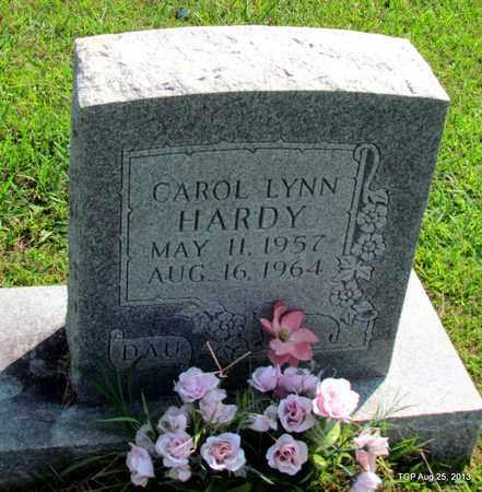 HARDY, CAROL LYNN - Benton County, Tennessee   CAROL LYNN HARDY - Tennessee Gravestone Photos