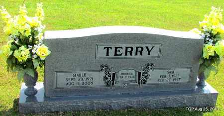 TERRY, SAM - Benton County, Tennessee | SAM TERRY - Tennessee Gravestone Photos
