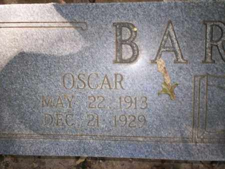 BARBER, OSCAR - Bledsoe County, Tennessee | OSCAR BARBER - Tennessee Gravestone Photos