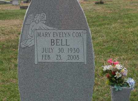 BELL, MARY EVELYN - Bledsoe County, Tennessee | MARY EVELYN BELL - Tennessee Gravestone Photos