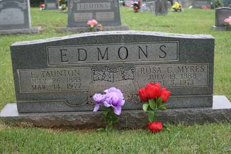 MYRES EDMONDS, ROSA CATHERINE - Bledsoe County, Tennessee   ROSA CATHERINE MYRES EDMONDS - Tennessee Gravestone Photos