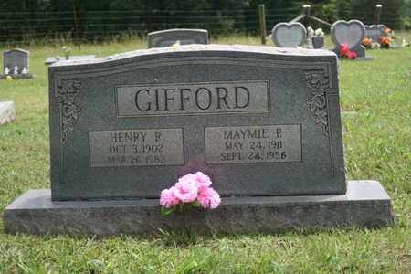 GIFFORD, MARNIE P. - Bledsoe County, Tennessee | MARNIE P. GIFFORD - Tennessee Gravestone Photos