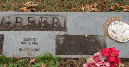 GREER, HENRY CLAY - Bledsoe County, Tennessee | HENRY CLAY GREER - Tennessee Gravestone Photos