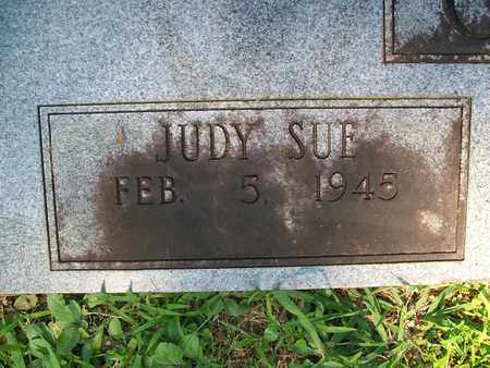 GREER, JUDY SUE - Bledsoe County, Tennessee | JUDY SUE GREER - Tennessee Gravestone Photos