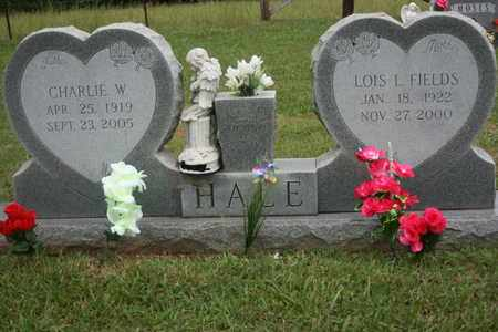 HALE, LOIS L. - Bledsoe County, Tennessee | LOIS L. HALE - Tennessee Gravestone Photos