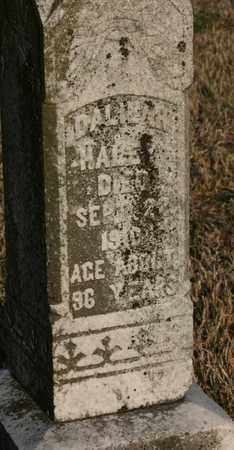HALE, DALILARY - Bledsoe County, Tennessee | DALILARY HALE - Tennessee Gravestone Photos