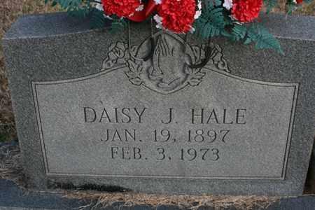 HALE, DAISY J. - Bledsoe County, Tennessee   DAISY J. HALE - Tennessee Gravestone Photos