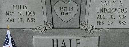 HALE, SALLY S. - Bledsoe County, Tennessee | SALLY S. HALE - Tennessee Gravestone Photos