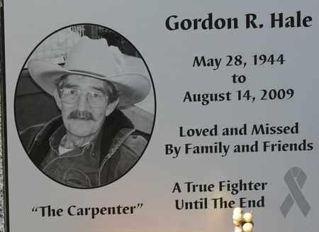 HALE, GORDON R. - Bledsoe County, Tennessee | GORDON R. HALE - Tennessee Gravestone Photos