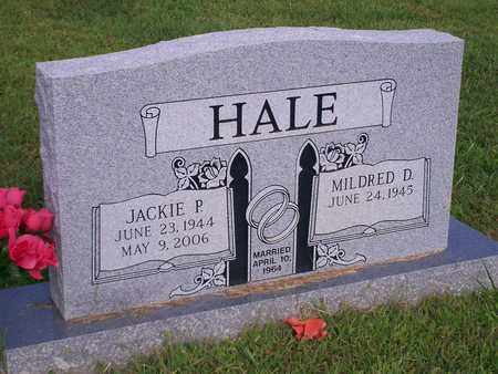 HALE, MILDRED D. - Bledsoe County, Tennessee | MILDRED D. HALE - Tennessee Gravestone Photos