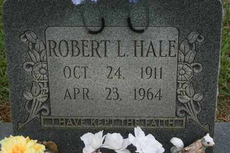 HALE, ROBERT L. - Bledsoe County, Tennessee | ROBERT L. HALE - Tennessee Gravestone Photos