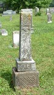 HALE, SUSAN B. - Bledsoe County, Tennessee | SUSAN B. HALE - Tennessee Gravestone Photos