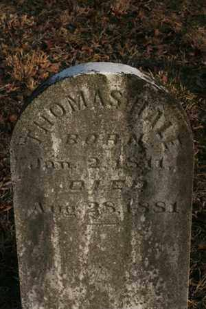 HALE, THOMAS - Bledsoe County, Tennessee | THOMAS HALE - Tennessee Gravestone Photos