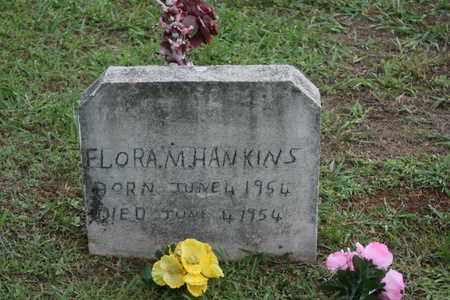 HANKINS, FLORA M. - Bledsoe County, Tennessee | FLORA M. HANKINS - Tennessee Gravestone Photos