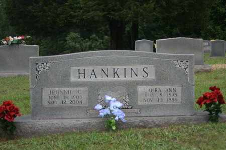 HANKINS, LAURA ANN - Bledsoe County, Tennessee | LAURA ANN HANKINS - Tennessee Gravestone Photos