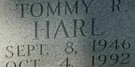 HARL, TOMMY R. - Bledsoe County, Tennessee | TOMMY R. HARL - Tennessee Gravestone Photos